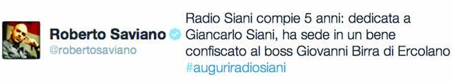 Auguri Radio Siani