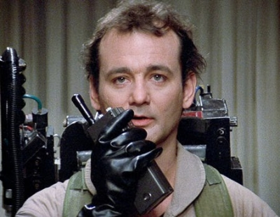 Bill Murray: Ghostbusters