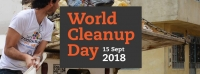 Verso il World Cleanup 2018