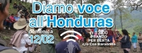 Diamo voce all'Honduras