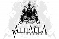 Valhalla Agency - Hard & Heavy Factory a Headbanger