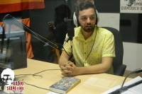 Alessio Arena a 'Libri on air'