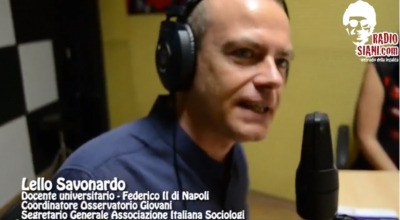 "Lello Savonardo presenta ""Bit Generation"" - Speciale Libri On Air - Radio Siani"