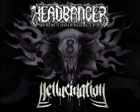 Gli 'Hellucination' a Headbanger